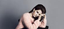 Lana Del Rey pryder H&M's höstkollektion