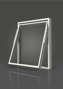 Elitfönster lanserar fönster med extra stort ljusinsläpp