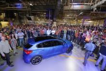 Produktionsstart des neuen Ford Focus: Vierte Generation des Erfolgsmodells läuft in Saarlouis vom Band