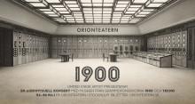 """1900 – En audiovisuell konsert med musiken från albumen """"1900"""" och """"Tekno"""""""