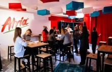 Atria avasi pop up -keittoravintolan Helsingin keskustaan