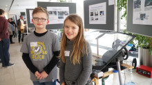 Chytré děti vymyslely ekologický způsob mytí čelního skla recyklovanou vodou