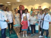 Idag öppnade ett nytt apotek i Simrishamn inom Apoteksgruppen.