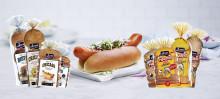 Hatting kutter 15% plast på pølse- og hamburgerbrød