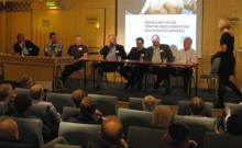 TIB paneldebatt 2012 - Styrelsen svarade på viktiga frågor vid årets stämma