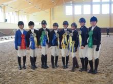 LiU-studenter blev årets studentmästare i ridsport 2017