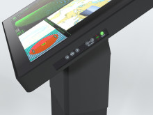 The World's Largest, Most Advanced 4K ECDIS Display System Comes to Nor-Shipping (Hatteland Display Nor-Shipping Press Kit 2 of 2)