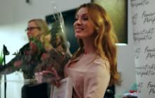 Stora feministpriset 2016 går till Alexandra Pascalidou