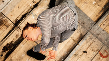 Paper Plane – nytt dansverk av Mari Carrasco för Riksteatern