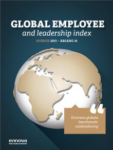 Ennovas årliga undersökning: Svenskarnas arbetsglädje minskar