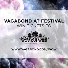 Vagabond officiell partner till Way Out West