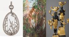 Vårens främsta auktion levererar 12 miljonnoteringar samt säsongens dyrast sålda verk