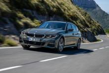 Helt nye BMW 3-serie Touring: 6. generasjon praktisk kjøreglede