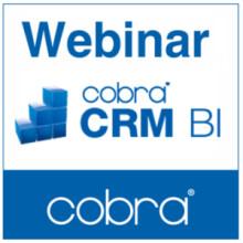 Webinar: cobra CRM und Business Intelligence