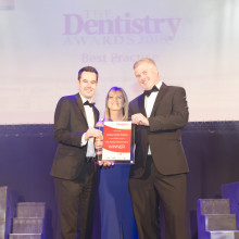 Donaghadee's Harbour Dental is awarded Best Practice and Best Team in Northern Ireland at UK Dentistry Awards