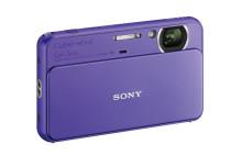 Kreative Lifestyle-Ikonen: Die neuen Cyber-shot Kameras DSC-TX9 und DSC-T99 von Sony