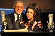 """Amy Winehouse & Tony Bennett i duett - världspremiär för låten och videon """"Body and Soul"""""""