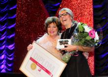 Marie Ledin är Årets Mappie 2013