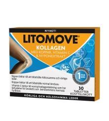 Nyponpulver med kollagen – ny produkt från Litomove