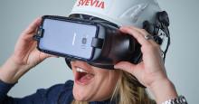 Ta steget ut på vägbygget och upptäck farorna i Virtual Reality