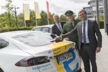Bayernwerk setzt auf die Rettungsgasse