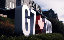 Panalpina at the G7 value retention workshop in Montreal