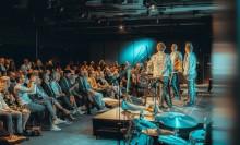 Oslos råeste kunsthotell er åpnet i Bjørvika
