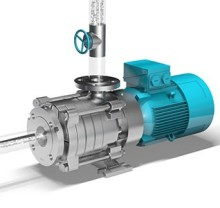 Our pumps for efficient wastewater treatment and clean drinking water!