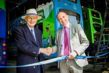 THAMES TRAVEL UNVEIL NEW LOW CARBON DEPOT IN DIDCOT AS PART OF LONG-TERM COMMITMENT TO THE AREA