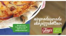 Ekologiska, närproducerade pizzabottnar för Foodservice
