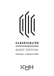 Programbok för Kungl. Musikhögskolans kammarmusikfestival Classicalive 2019