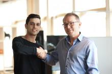 Startupbolaget Happy at Work inleder samarbete med etablerat bolag inom företagshälsovård