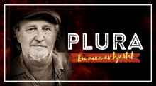 En man av hjärtat - en föreställning av och med Plura på Scalateatern i höst