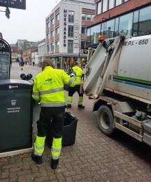 Trondheim utökar Bigbelly's smarta papperskorgar efter lyckat pilotprojekt