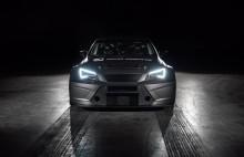 PWR Racing avslöjar elektrisk STCC-bil med 600 hästkrafter