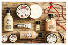 The Body Shop lanserar tre limiterade julkollektioner