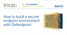 How to build a secure endpoint environment with Defendpoint