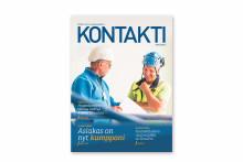Asiakas on nyt kumppani - uusi Kontakti-lehti kertoo yhteisistä onnistumisista