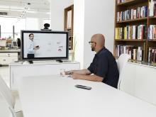 Tandbergs videokonferenser – nu även på catwalken och i forskningslabbet