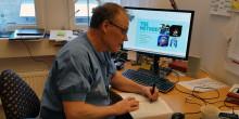 Överläkare vid Norrtälje sjukhus delaktig i stor studie om hjärtstopp