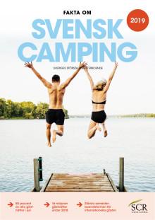 Fakta och statistik om svensk camping