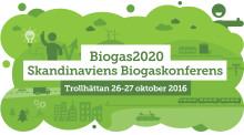 Stort intresse för Skandinavisk  biogaskonferens i Trollhättan