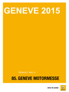 Geneve 2015