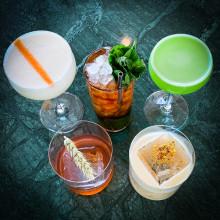Höjden by Urban Deli tolkar förorten i form av cocktails under Stockholmsveckorna