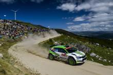 ŠKODA firar sitt mest framgångsrika motorsport-år någonsin – fortsätter med Tidemand/Andersson