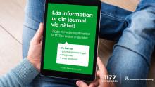 Ersta sjukhus – första sjukhus i Stockholms läns landsting att införa Journal via nätet