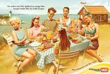 Mills majones med ny sommerkampanje