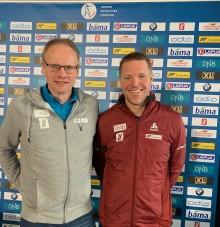 Arne Horten nyvalgt President i Norges Skiskytterforbund