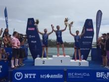 Historisk dag for norsk idrett, og historisk dag for internasjonal triatlon