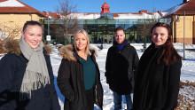 SVT och Åkerman på personalvetarstudenternas rikskonferens